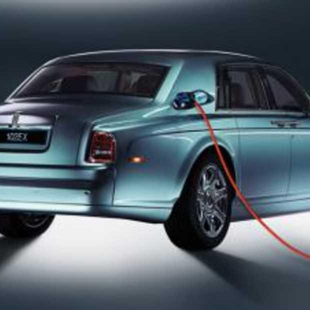 Rolls-Royce presenteert luxueus elektrisch rijden