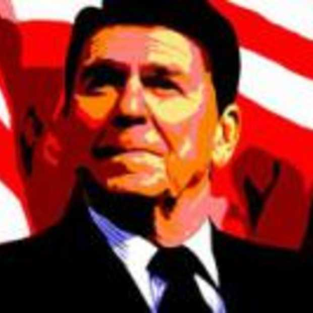 Ronald Reagan was perfecte marketing-celebrity