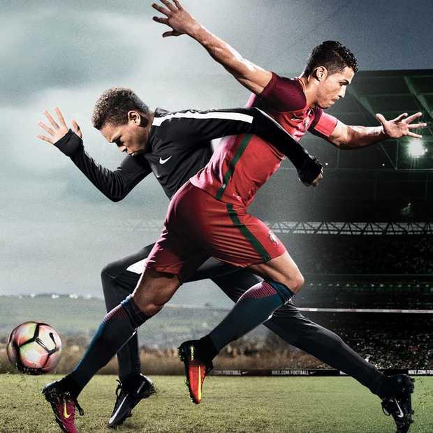 Cristiano Ronaldo in de hoofdrol in langste Nike-reclame ooit