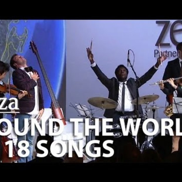 Round the World in 18 Songs (Live at Google Zeitgeist '12)