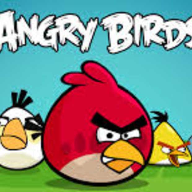 Rovio bezig met karakter ontwikkeling voor Angry Birds