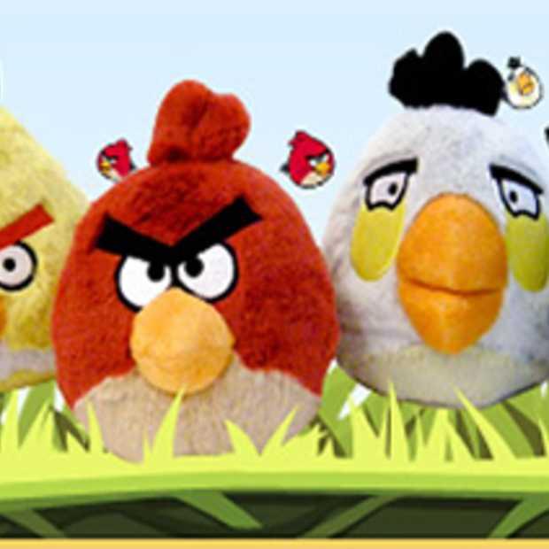 Rovio krijgt hulp voor consoleversies Angry Birds