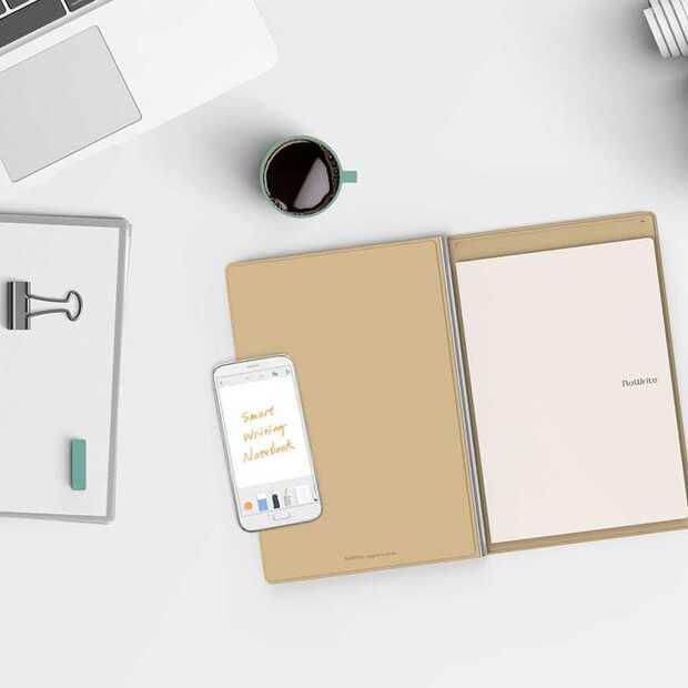 Smart Writing Notebook RoWrite 2 nu beschikbaar in Nederland