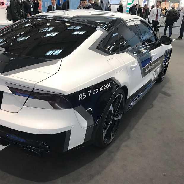 Auto's en augmented reality