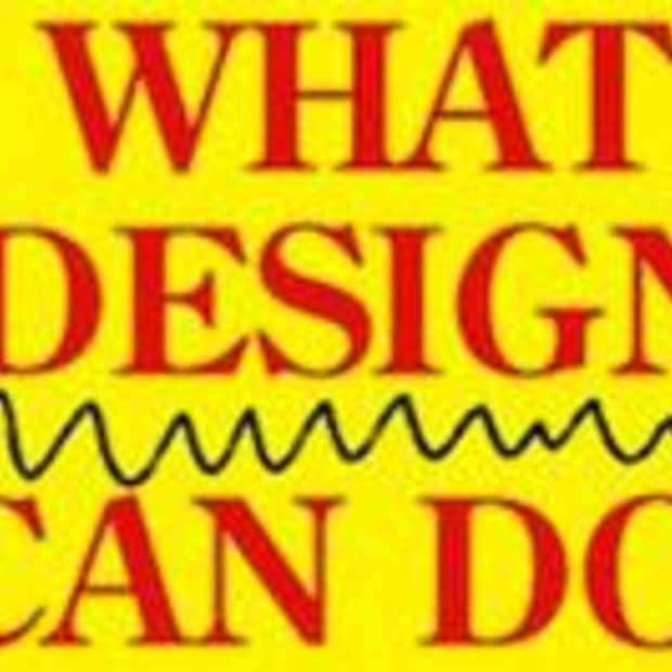 #RTfun: Maak kans op 2x2 kaarten voor What Design Can Do