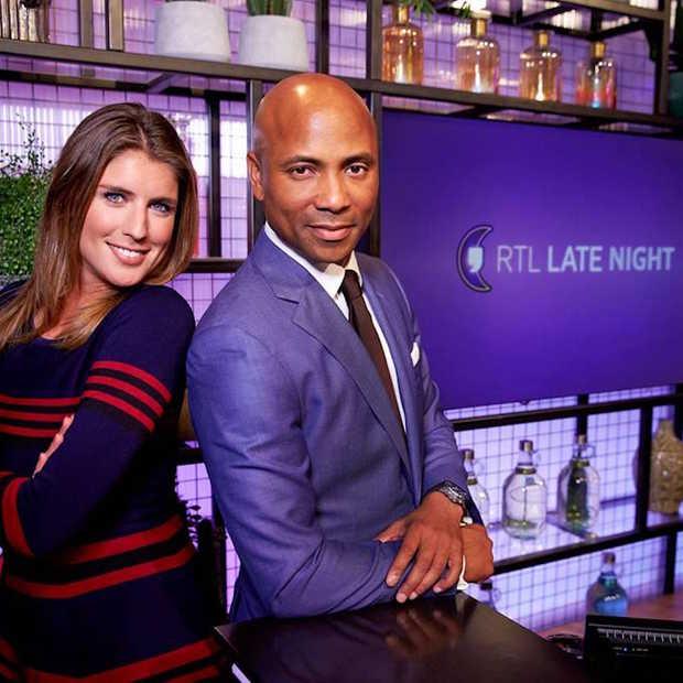 RTL Late Night laat kijkers via een videoverbinding deelnemen aan de uitzending