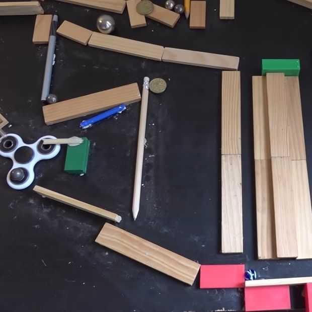 Video: deze Rube Goldberg machine is heerlijk om te zien werken