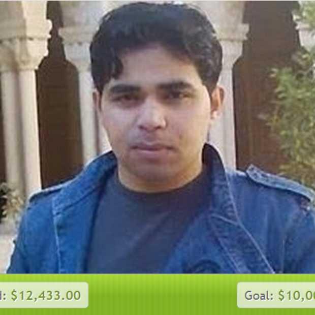Ruim 12000 dollar ingezameld voor Facebook-hacker