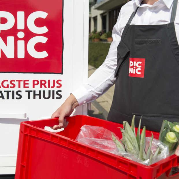 Service update: Picnic bezorgt ook op zondag je boodschappen gratis thuis