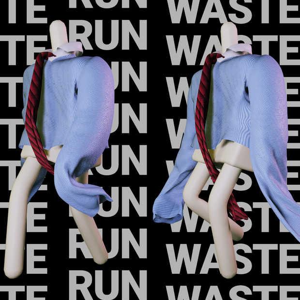 Run Waste: ontmoet je digitale dubbelganger op de catwalk