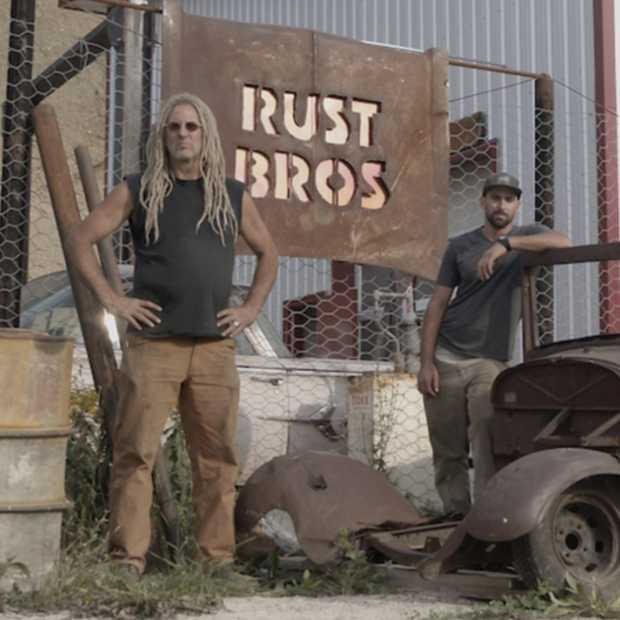 Netflix-docu Rust Valley Restorers: heerlijke televisie voor autoliefhebbers