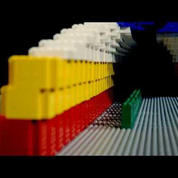Lego Muziek Video
