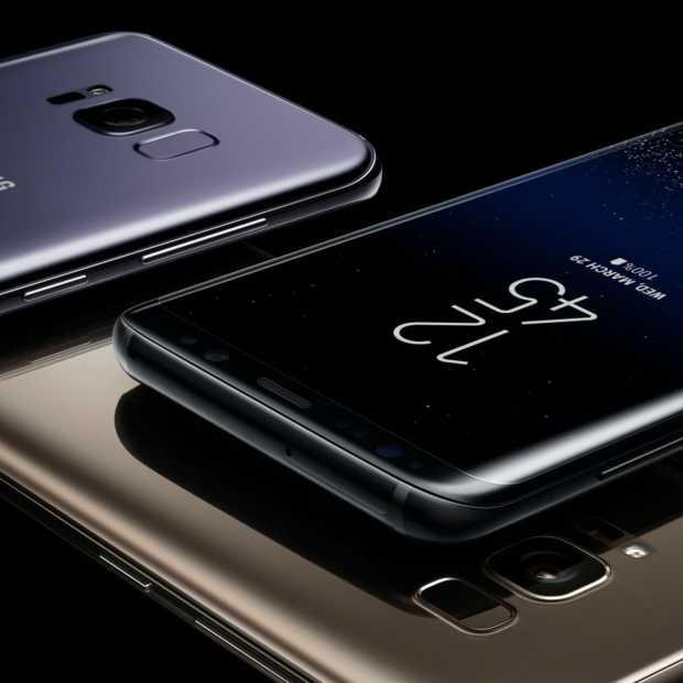 Dit zijn de nieuwe Samsung Galaxy S8 en Galaxy S8+