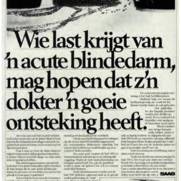 Saab deed zichzelf de das om in Nederland [deel 2]