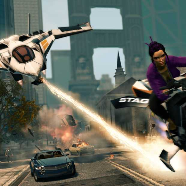 Saints Row the third: Amerikaans in het kwadraat [preview]