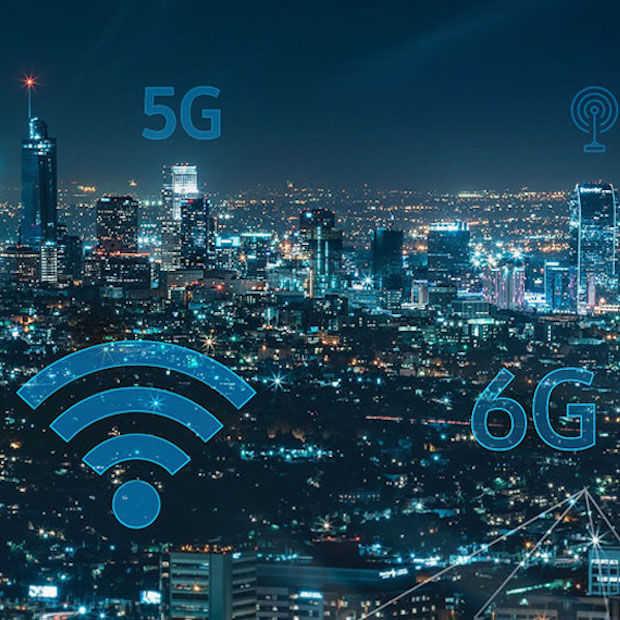 5G de toekomst? Samsung werkt al aan 6G netwerk