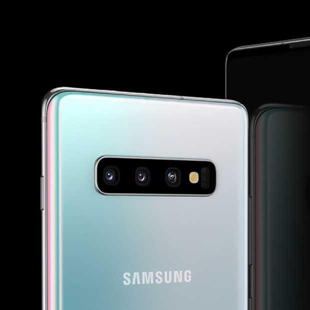 Samsung doet het weer helemaal anders met Galaxy S10