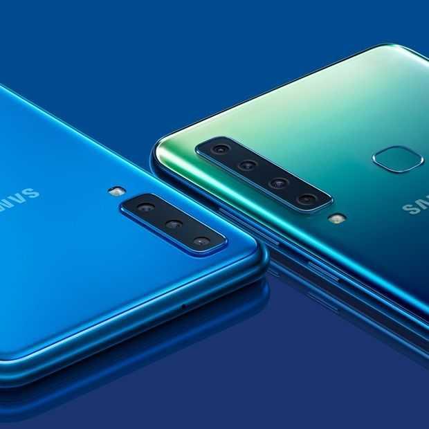 Het gerucht klopte: Samsung Galaxy A9 heeft vier camera's