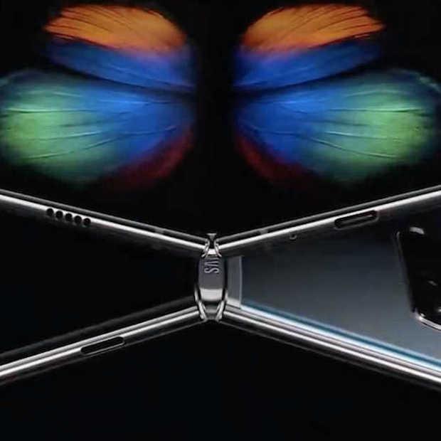 Samsung stelt verkoop Galaxy Fold voorlopig uit