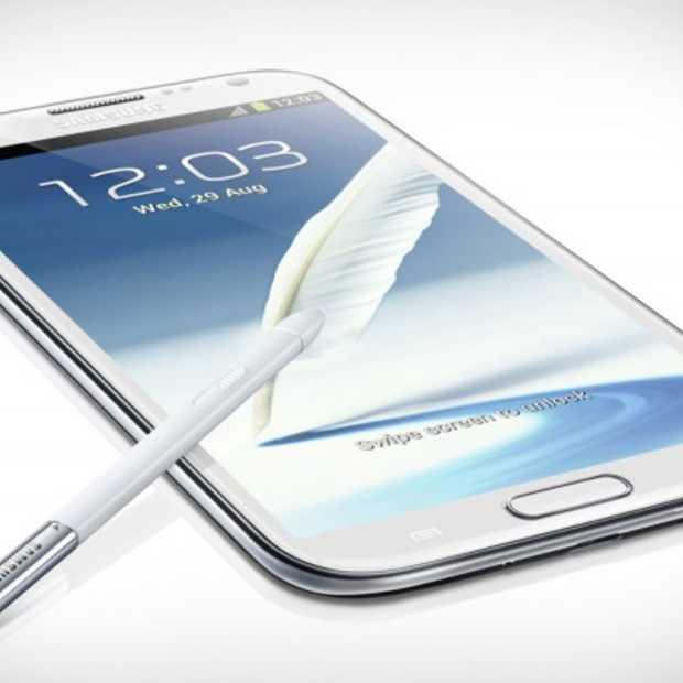 Samsung Galaxy Note 2: Geen ideale gamesmachine, wel een mooie telefoon
