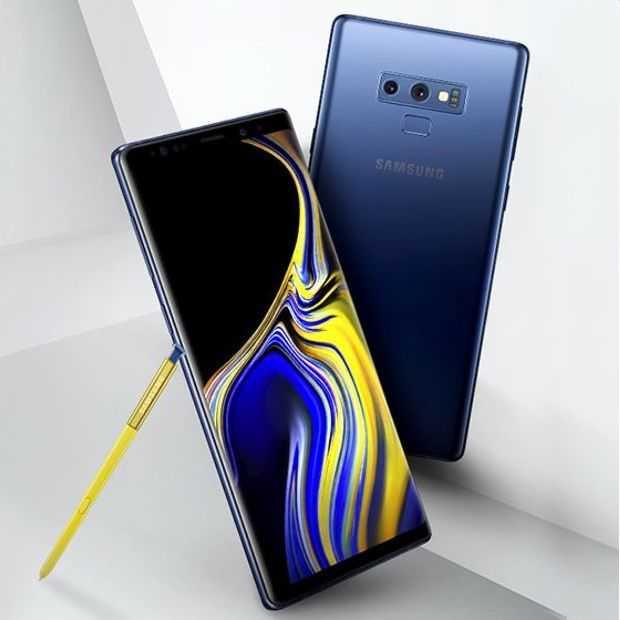 Lek: zo zien de Samsung Note 9 en de nieuwe S pen er uit