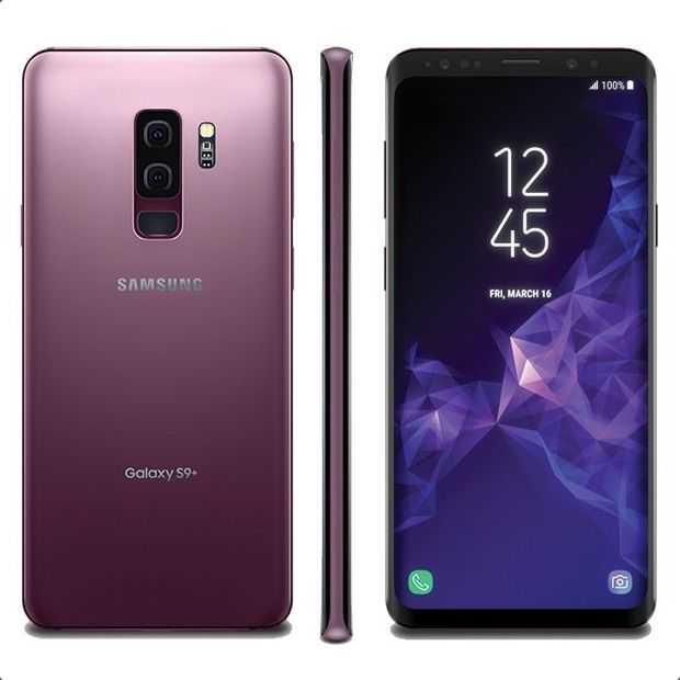 Nieuw lek laat de Samsung Galaxy S9 en S9+ zien