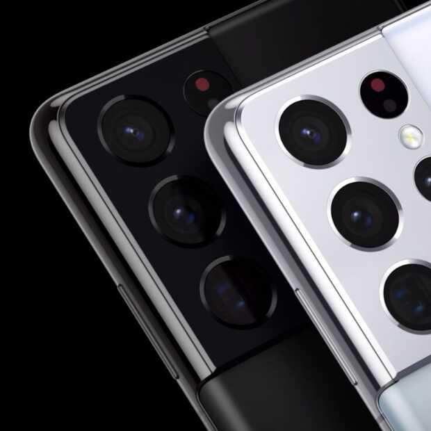 Unpacked 2021: Samsung presenteert nieuwe Galaxy S21 Ultra 5G