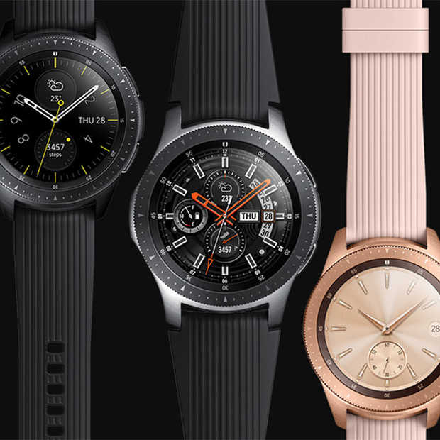 Samsung introduceert de nieuwe Galaxy Watch