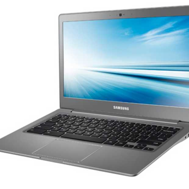 Samsung kondigt de Chromebook 2 aan