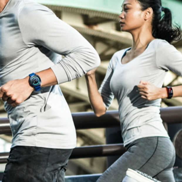 IFA: Nieuwe ​Samsung wearables: Gear Sport & Gear Fit2 Pro