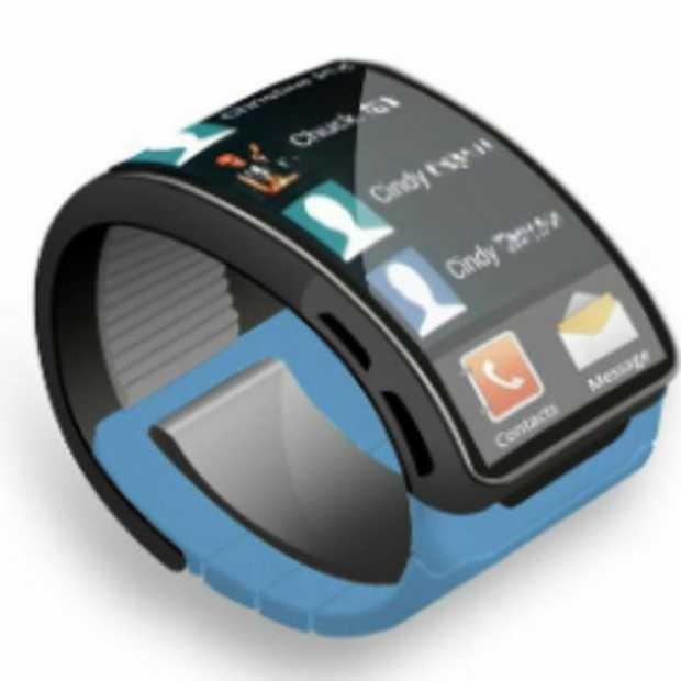"""Samsung presenteert Galaxy Gear smartwatch in september"""