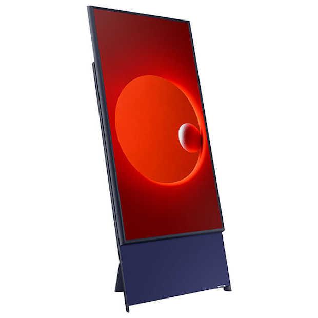 Samsung komt met verticale TV