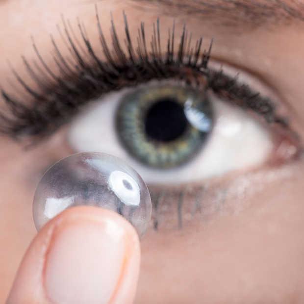 Samsung legt patent op slimme contactlens
