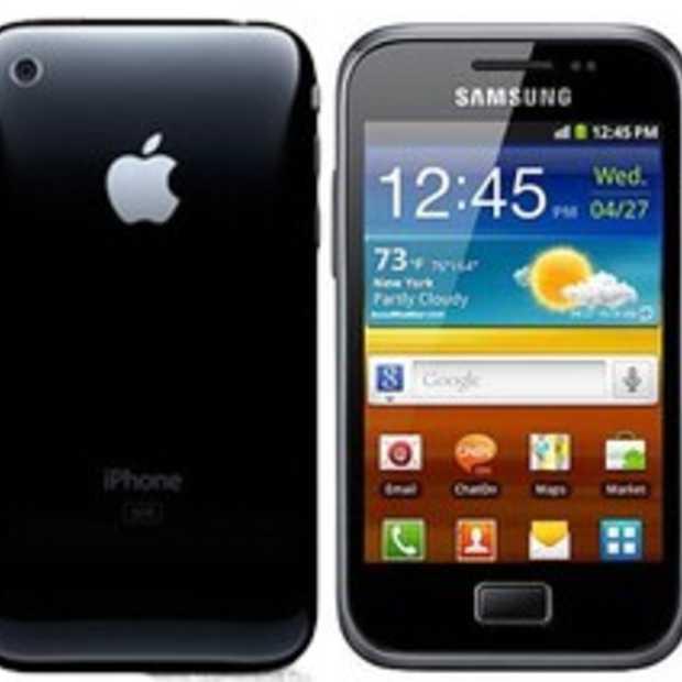 Iphone Beter Bereik Dan Samsung