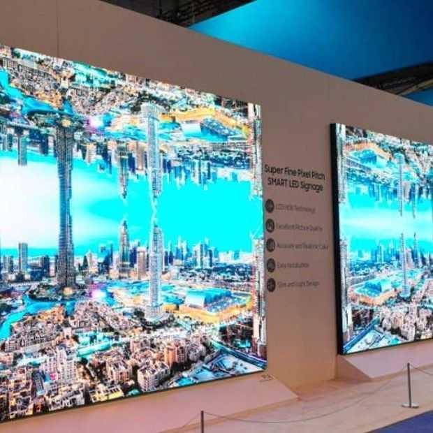 Samsung gaat ook een consumentenversie van 'The Wall' maken