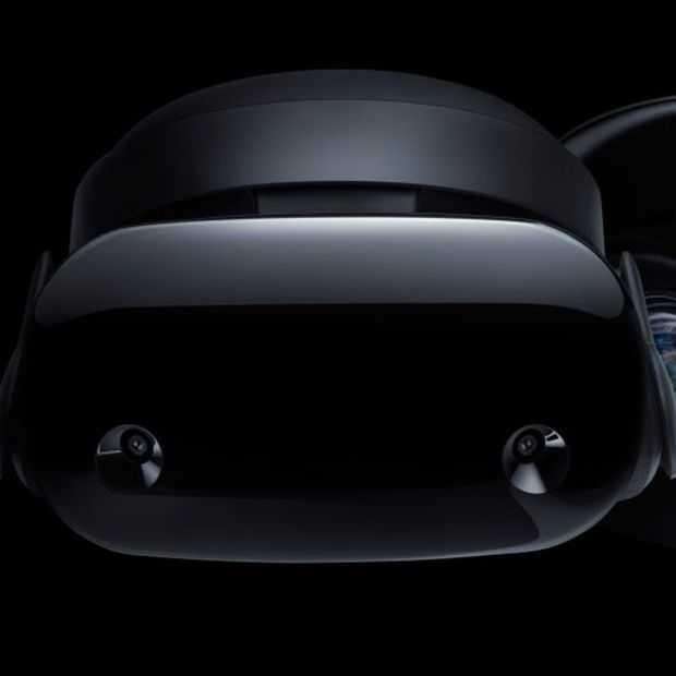 Samsung lanceert Windows VR-bril met Microsoft