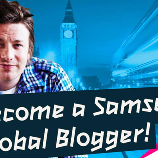 Samsung zoekt getalenteerde bloggers voor de Olympische Spelen in London
