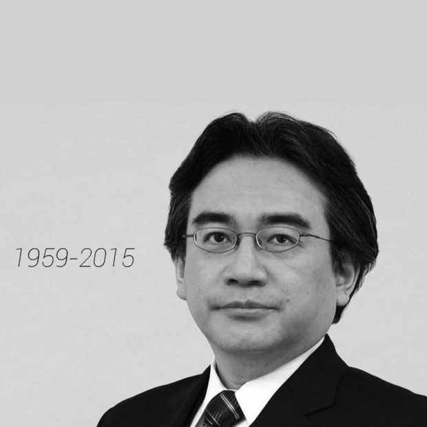 Satoru Iwata overleden