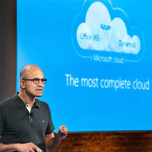 Satya Nadella legt in 2 zinnen uit hoe Microsoft de strijd met Android en iOS aangaat