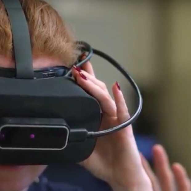 Een inkijk in het leven met Alzheimer met Virtual Reality