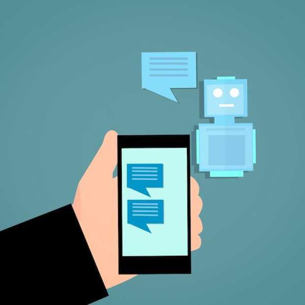 Chatbots veroveren de wereld, bouw in 5 stappen je eigen chatbot