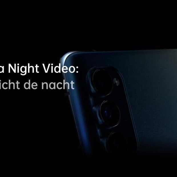 OPPO lanceert nieuwe smartphones: Reno4 Series