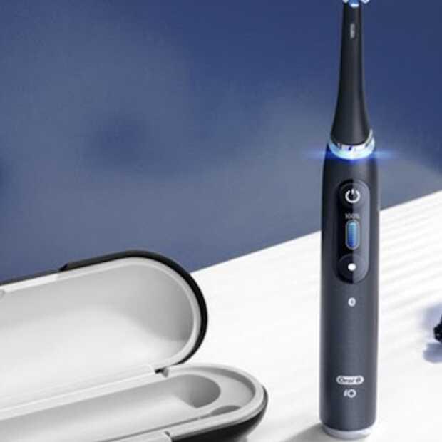 Oral-B iO: een nieuwe generatie tandenborstel met een appje