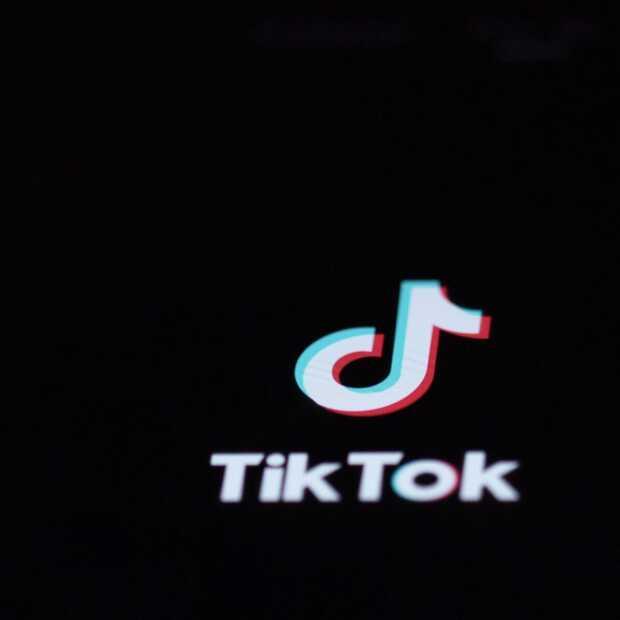 TikTok drukt bij meer dan 300.000 video's op delete