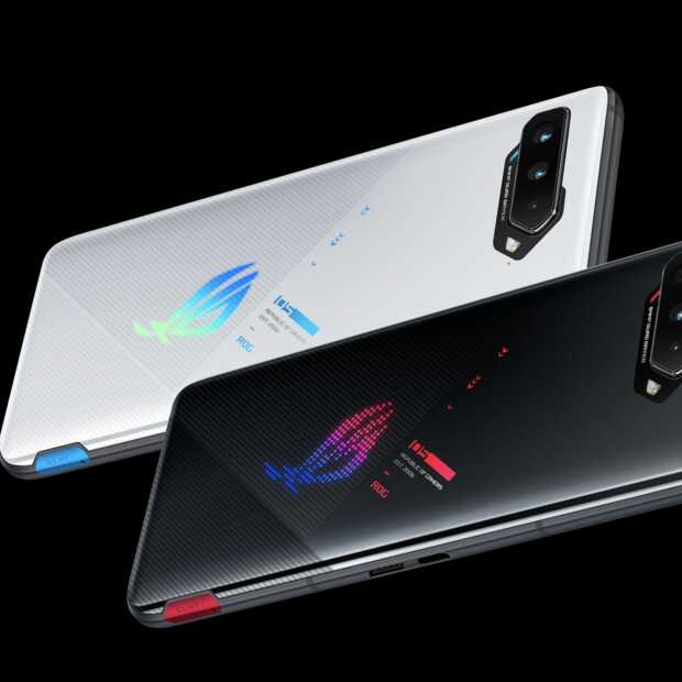 ​Republic of Gamers kondigt ROG Phone 5-serie aan