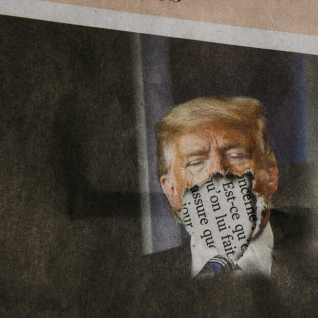 Trump wil comeback maken op social media