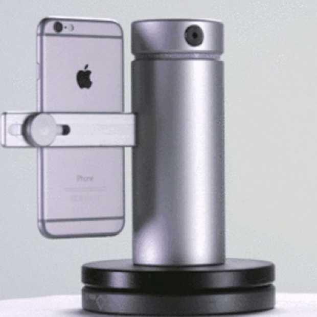 In hoge precisie 3D scannen op je smartphone