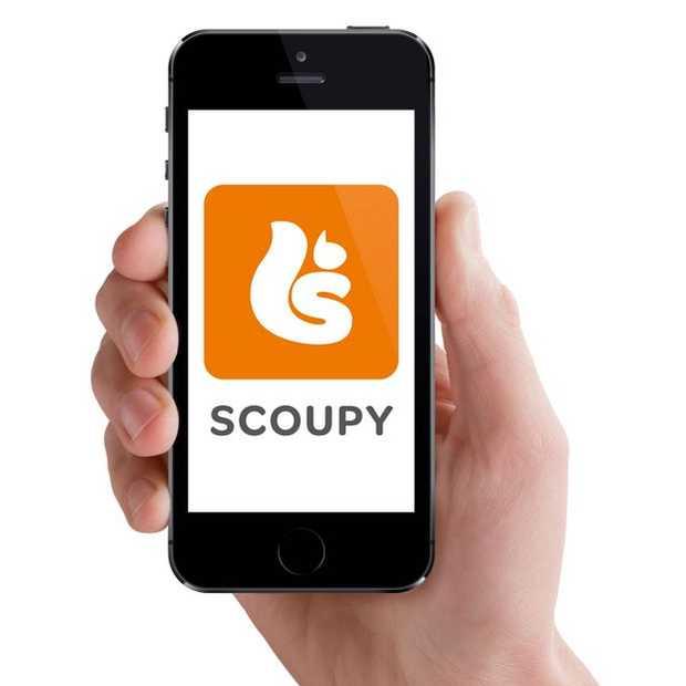 Scoupy introduceert geld-terug-acties via mobiele telefoon