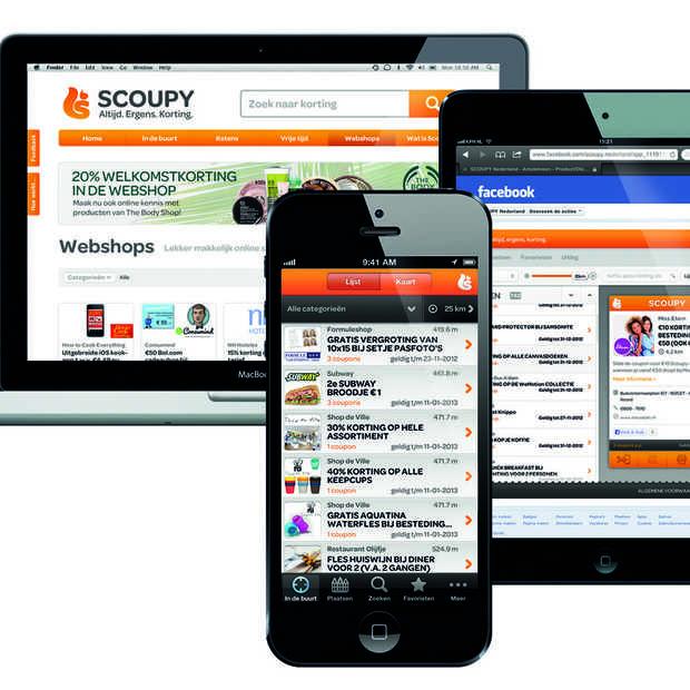 Scoupy bestaat 2 jaar en lanceert nieuwe versie voor Android & iOS