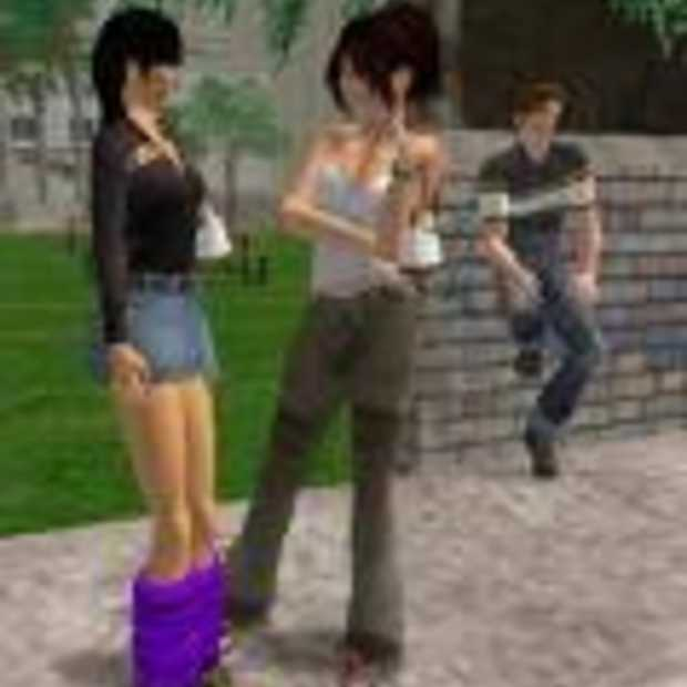 Second Life documentaire op internet